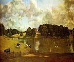 Wivenhoe Park Essex by  John Constable (Painting ID: LA-2912-KA)