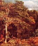Wooded Landscape by  John Constable (Painting ID: LA-2926-KA)