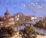 World s Columbian Exposition by  Theodore Robinson (Painting ID: CL-4322-KA)
