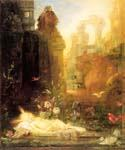 Young Moses by  Gustave Moreau (Painting ID: CM-2176-KA)