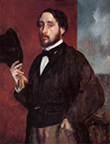Degas, Edgar, France 1834 to 1917  Oil Paintings