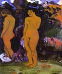 Adam and Eve 14 by  Paul Gauguin (Painting ID: GA-0314-KA)