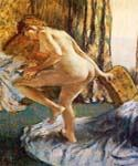 After the Bath 2 by  Edgar Degas (Painting ID: ED-1022-KA)