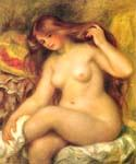 Bather with Blonde Hair by  Pierre Auguste Renoir (Painting ID: CL-4483-KA)