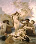 Birth of Venus 11 by  Adolphe Bouguereau (Painting ID: DA-7111-KA)