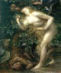 Eve Tempted by  George Watts (Painting ID: CM-1356-KA)