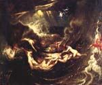 Hero and Leander 90 by  Peter Paul Rubens (Painting ID: CM-1490-KA)