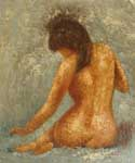 Naked Woman 65 Oil Painting (ID: EI-1165-A)