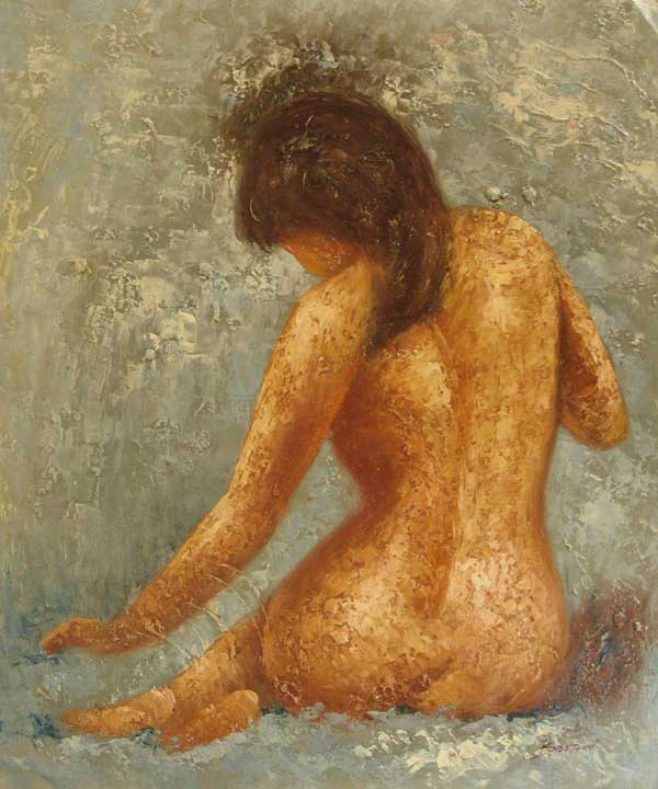 """Naked Woman 65"""