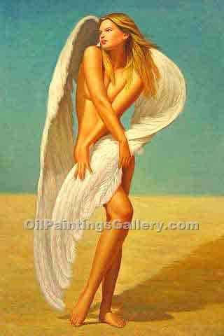 Buy Disrobe Oil Painting Online - Figurative Reproduction Paintings