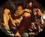 Pluto by  Agostino Carracci (Painting ID: DA-2003-KA)