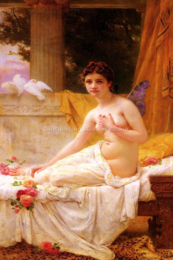 """Psyche 95"" by  Guillaume Seignac"