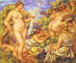 The Bathers 86 by  Pierre Auguste Renoir (Painting ID: CL-4486-KA)