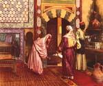 The Hammam by  Rudolf Ernst (Painting ID: ER-0137-KA)