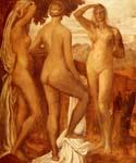 The Judgment of Paris 52 by  George Watts (Painting ID: CM-1352-KA)