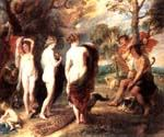 The Judgment of Paris 76 by  Peter Paul Rubens (Painting ID: CM-1476-KA)