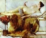The Tepidarium by  Sir Lawrence Alma Tadema (Painting ID: EI-1312-KA)