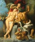 The Union of Earth and Water by  Peter Paul Rubens (Painting ID: CM-1509-KA)
