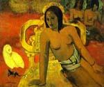 Vairumati by  Paul Gauguin (Painting ID: GA-0318-KA)